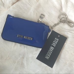 Steve Madden Coin Purse Key Chain